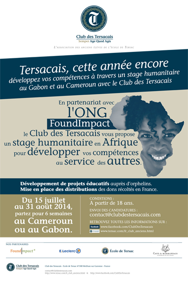 Action Humanitaire Tersac